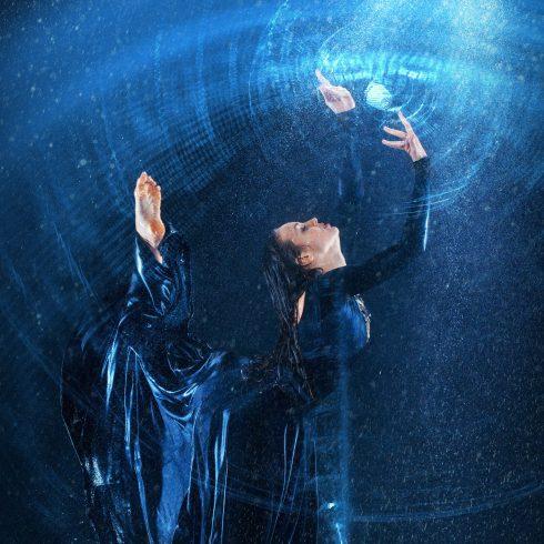 50 Mystical Ice Light Photo Overlays - $15 - 600 13 490x490