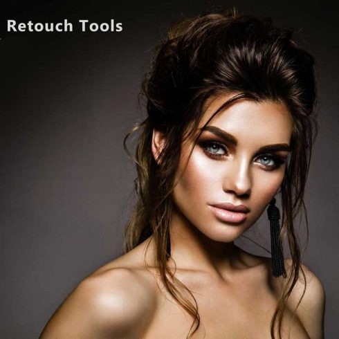 300+ Real Skin Retouch Tools - 600 26 490x490