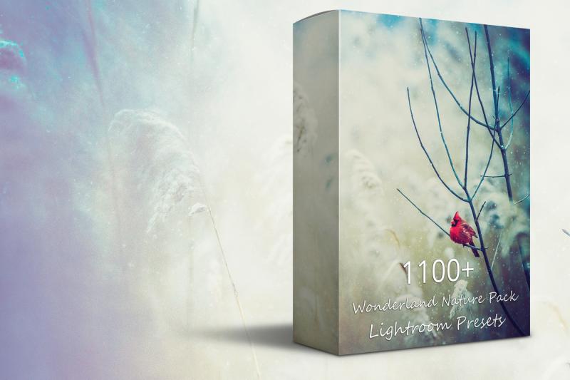 1102 Wonderland Nature Pack Lightroom Presets