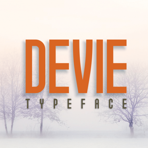 20 Stunning Fonts Bundle - $20 - DEVIE PORTFOLIO min 490x490