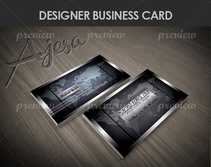 Ultimate Print Templates Bundle with 130 Items - Only $19 - codegrape 1461 designer business card small