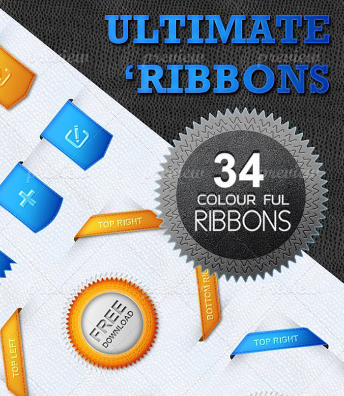 Ultimate Print Templates Bundle with 130 Items - Only $19 - codegrape 1635 ultimate ribbons pack small