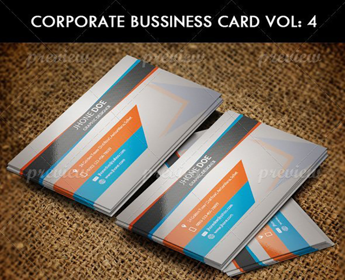 Ultimate Print Templates Bundle with 130 Items - Only $19 - codegrape 2492 corporate business card vol 4 small