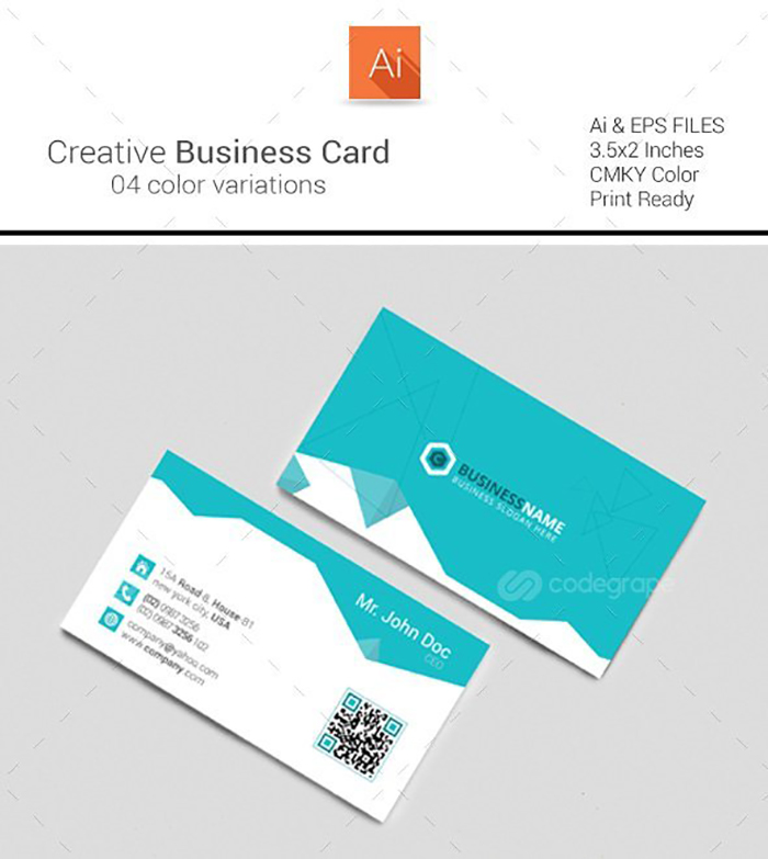 Ultimate Print Templates Bundle with 130 Items - Only $19 - codegrape 6213 creative business card design small
