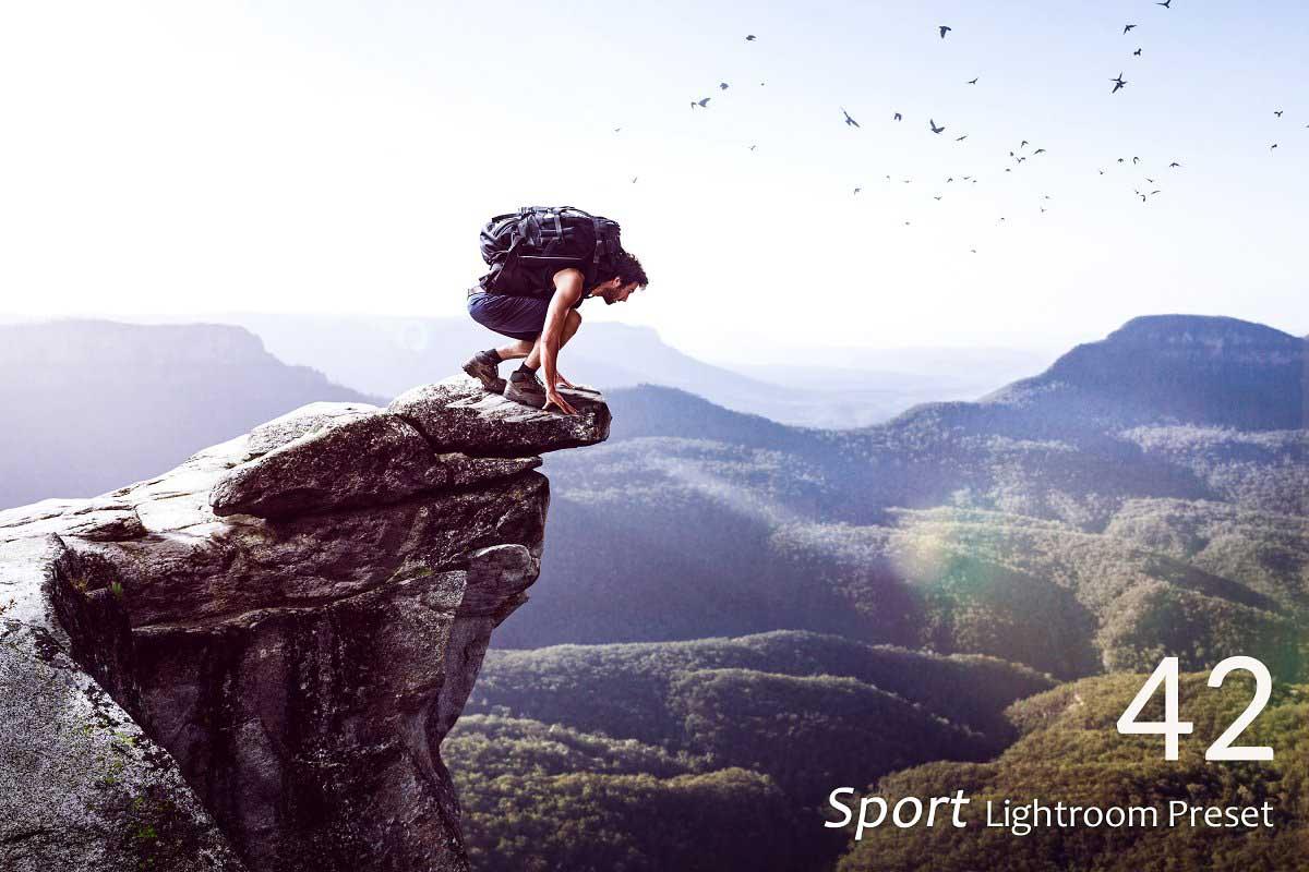 42 Sport Lightroom Presets