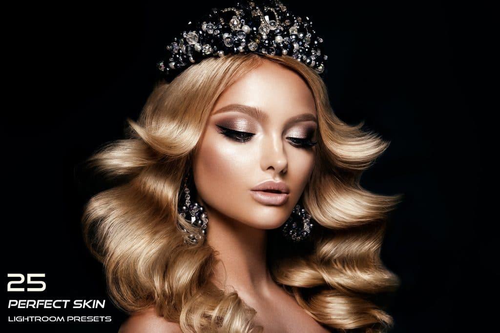 25 Perfect Skin Lightroom Presets - 1
