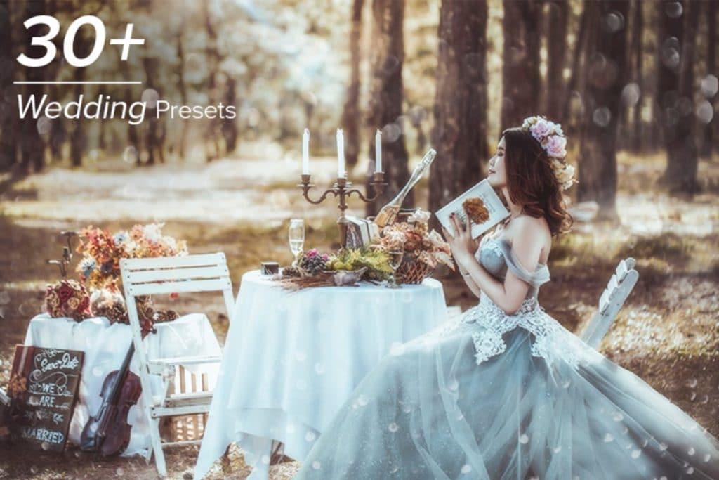 1800+ Wedding Effects Bundle Photoshop Add-Ons - 30 wedding presets