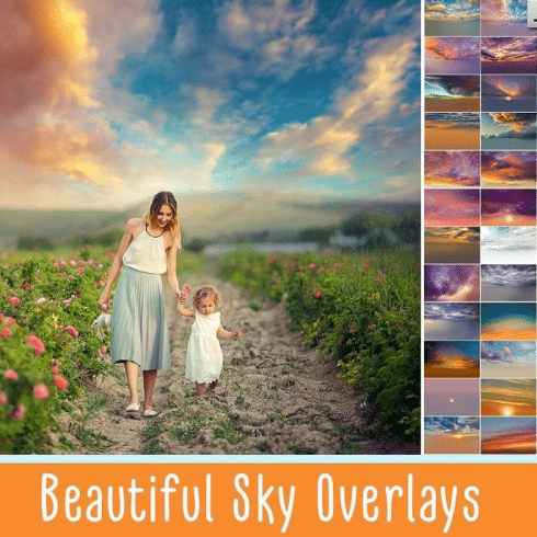 50 Stunning Sky Overlays - 600 3 490x490