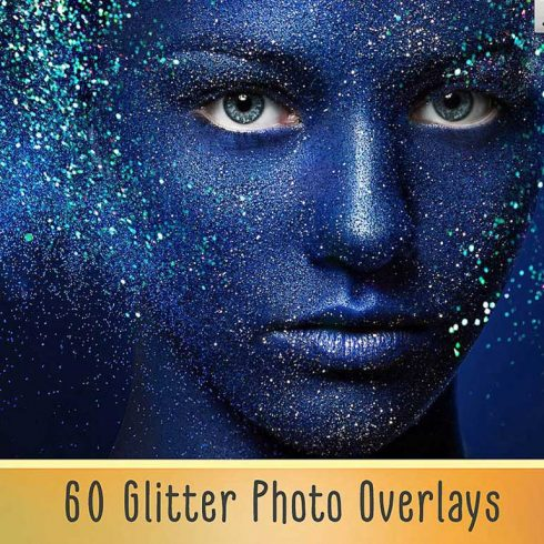 45 Blowing Glitter Overlays PNG - $8 - 600 8 490x490