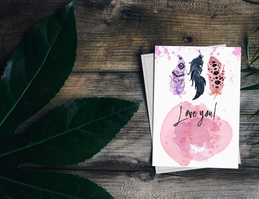 Valentine's Day Postcards: Do not Forget about a Heartfelt Postcard for Your Valentine - 602