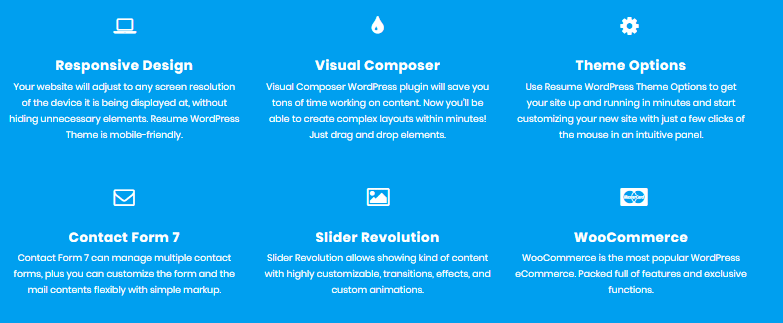 CV & Resume Website Builder - $25 - Screenshot 30