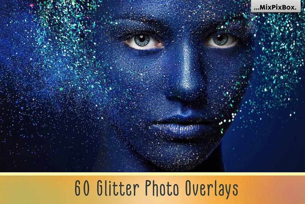 Black Friday Mega Photo Overlays Deal: 35 All Seasons Bundles - glitter first image