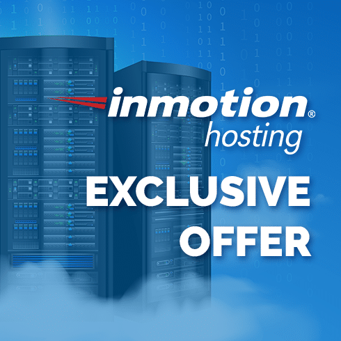 InMotion Hosting Coupon. Promo Code 2019: Get 1 Year of FREE Hosting (Exclusive Discount) - inmotion hosting promo code 2019