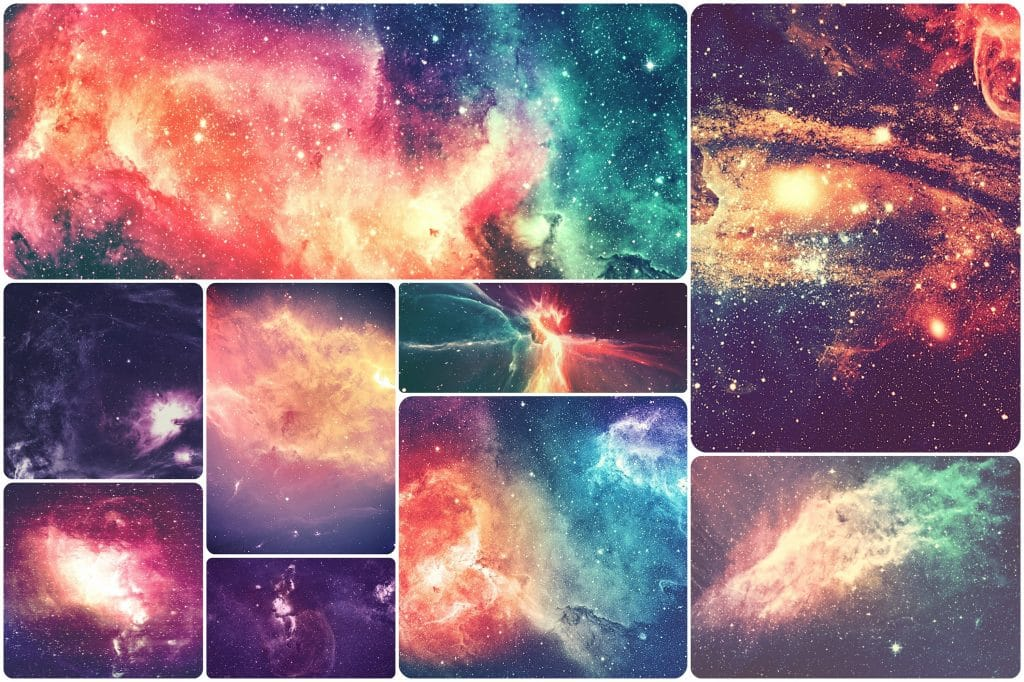 20 Space Backgrounds