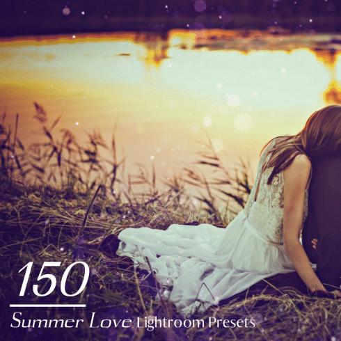 150 Summer Love Lightroom Presets - $9 - main  490x490
