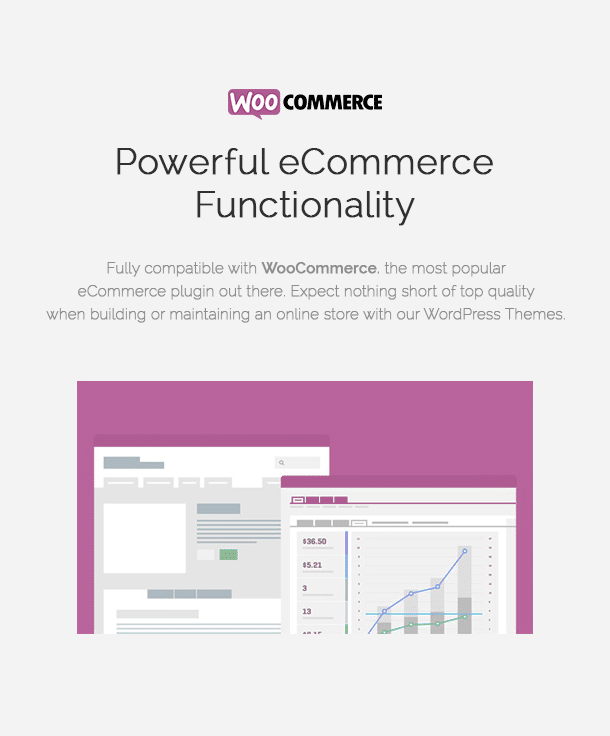 15 WordPress Themes Black Friday Bundle - presentation woocommerce MnT10