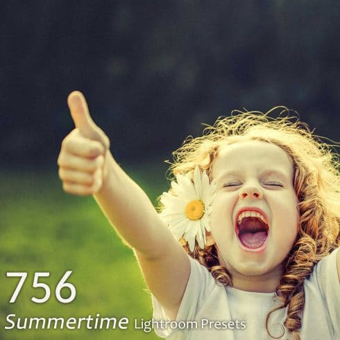 756 Summertime Lightroom Presets Bundle - $15 - 602 490x490