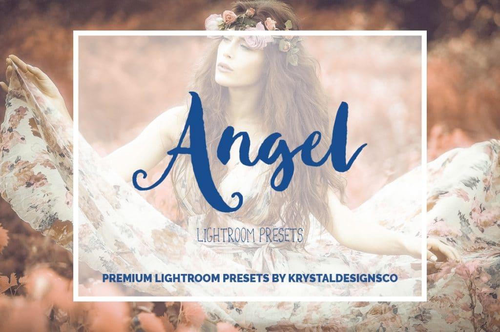 Angel Lightroom Presets