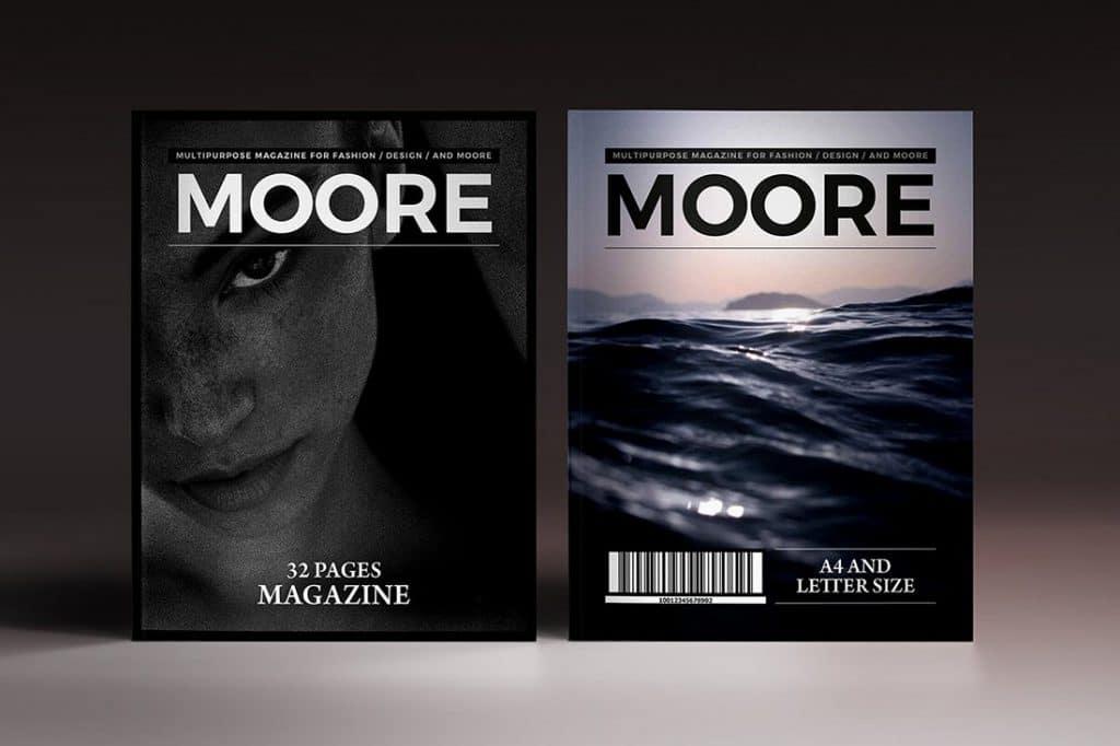 15 InDesign Magazines & Brochures - $29 - 14