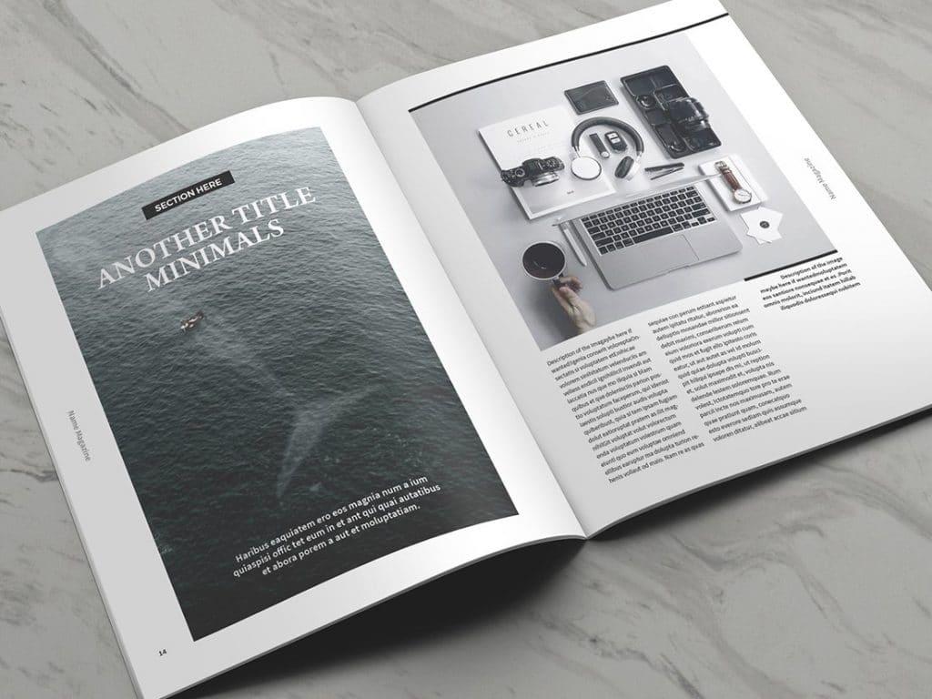 15 InDesign Magazines & Brochures - $29 - 15