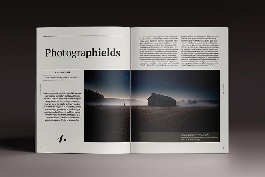 15 InDesign Magazines & Brochures - $29 - 18