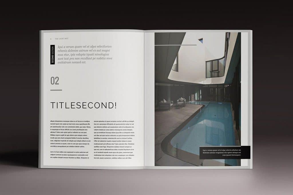 15 InDesign Magazines & Brochures - $29 - 2