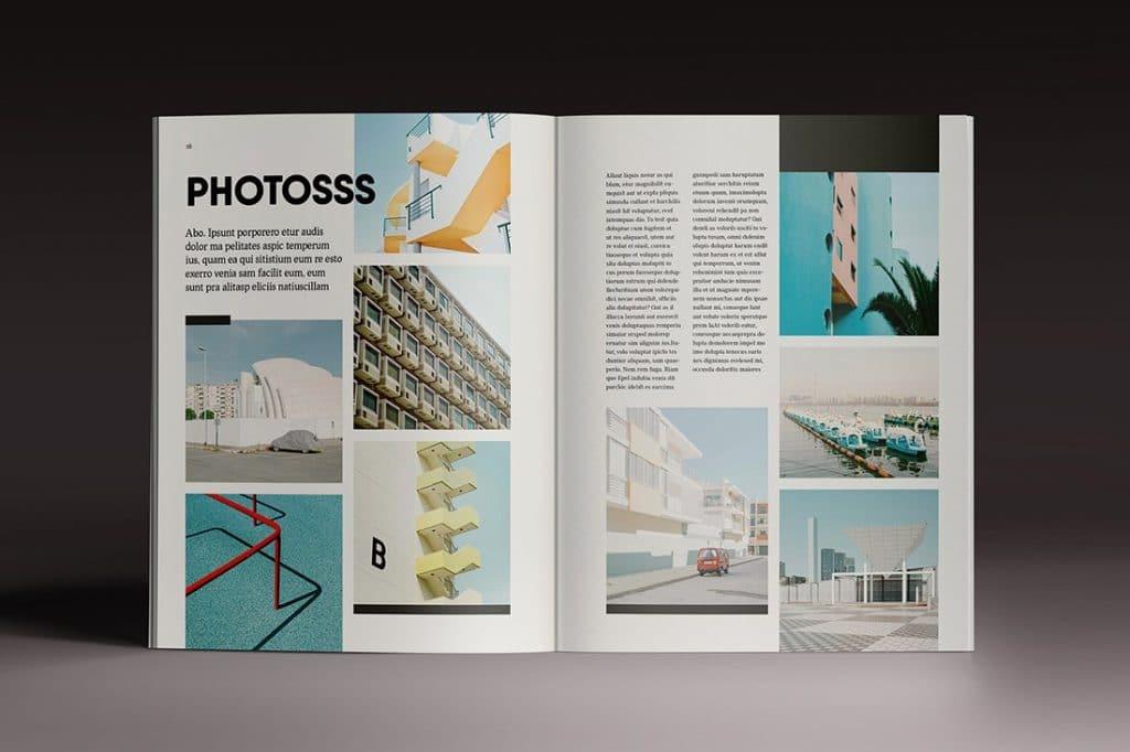 15 InDesign Magazines & Brochures - $29 - 22