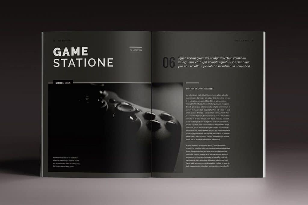 15 InDesign Magazines & Brochures - $29 - 5
