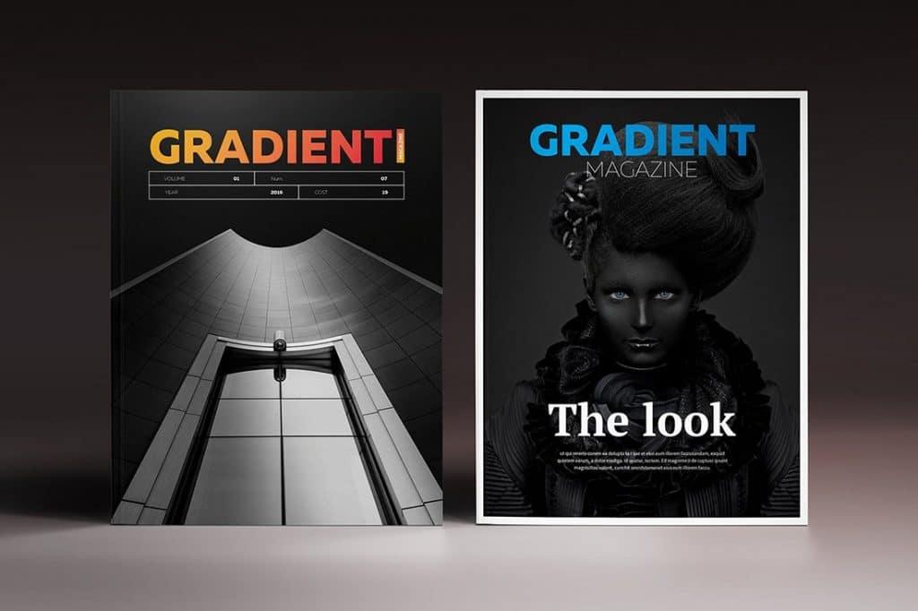 15 InDesign Magazines & Brochures - $29 - 7