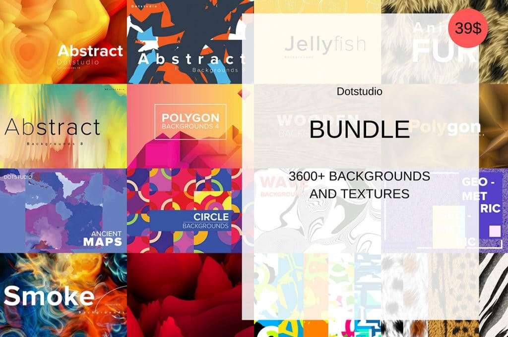 3600+ Bright Backgrounds and Textures Bundle- $39 - BIG PREVIEW BUNDLE2 1