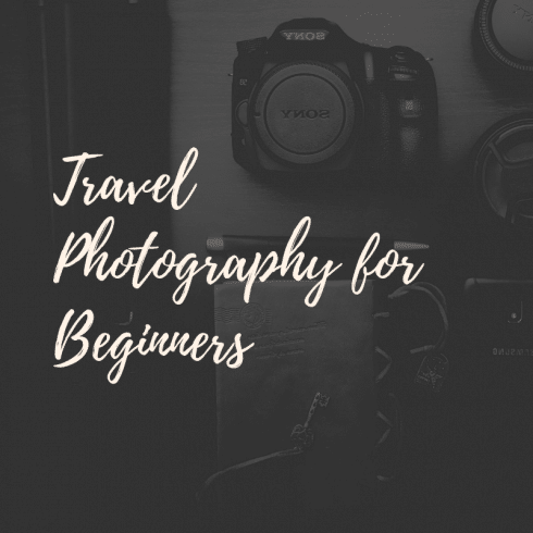 Certificate In Work-Life Balance Online Course - Travel Photography for Beginners 490x490