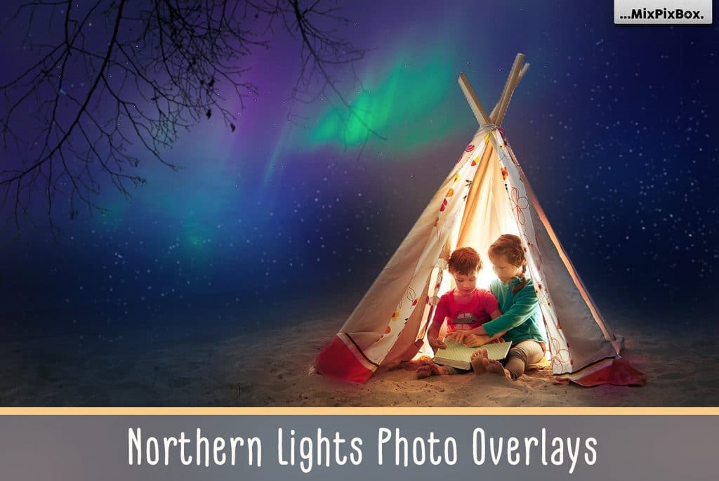 Black Friday Mega Photo Overlays Deal: 35 All Seasons Bundles - cover 5