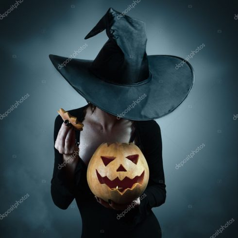 Halloween Stock Photos & Images. Photo Deal: 100 Royalty-free Photos & Vectors - $69! - depositphotos 31222553 stock photo the magic pumpkin 490x490