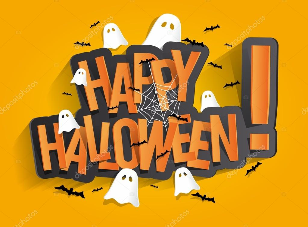Halloween Stock Photos & Images. Photo Deal: 100 Royalty-free Photos & Vectors - $69! - depositphotos 52821339 stock illustration happy halloween card
