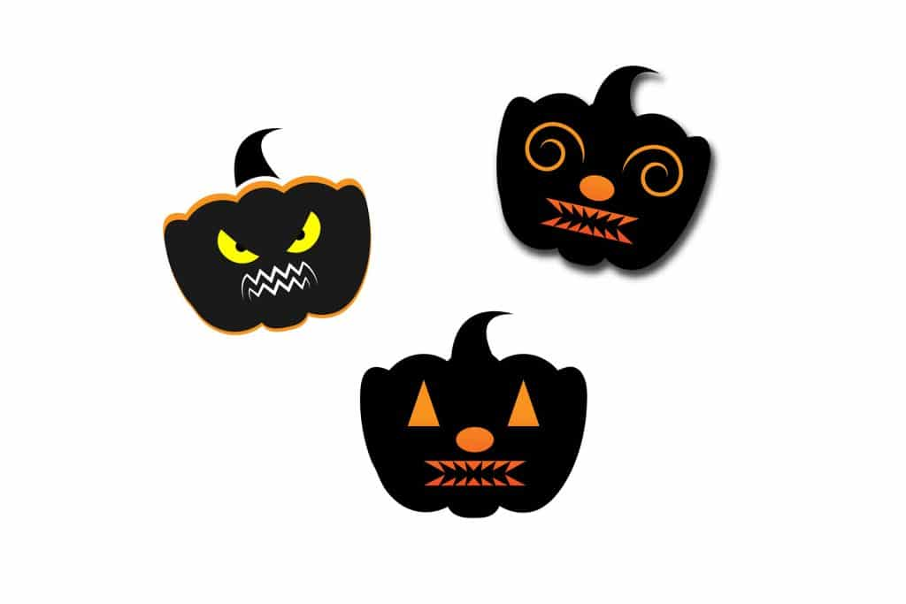 Happy Halloween Scary Logo Bundle - $2 - f1489771979769.5bd80e687cd67