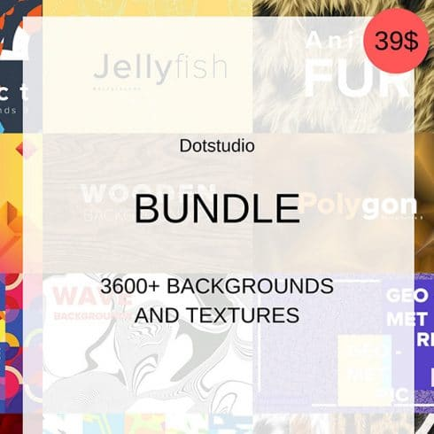 3600+ Backgrounds And Textures Bundle- $39 - preview1 bundle 490x490
