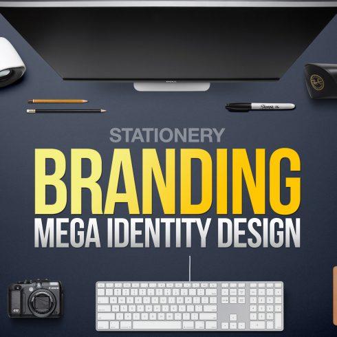 Stationery Branding Identity Bundle - $39 - 603 490x490