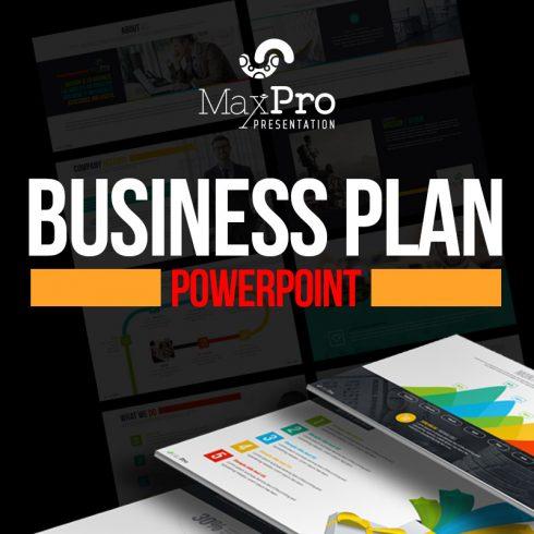 Business Plan PowerPoint Presentation Template - $20 - 606 490x490