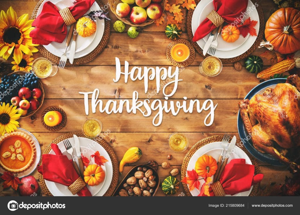 Thanksgiving Stock Photos & Images. Photo Deal: 100 Royalty-free Photos & Vectors - $69! - depositphotos 215809684 stock photo thanksgiving celebration traditional dinner setting