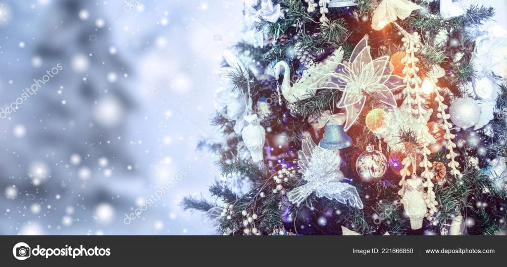 Christmas Stock Photos & Images. Photo Deal: 100 Royalty-free Photos & Vectors - $69! - depositphotos 221666850 stock photo christmas tree background christmas decorations