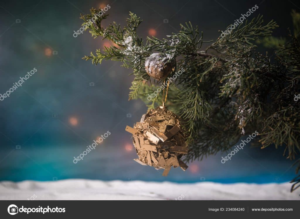 Christmas Stock Photos & Images. Photo Deal: 100 Royalty-free Photos & Vectors - $69! - depositphotos 234084240 stock photo christmas decoration bauble branch pine