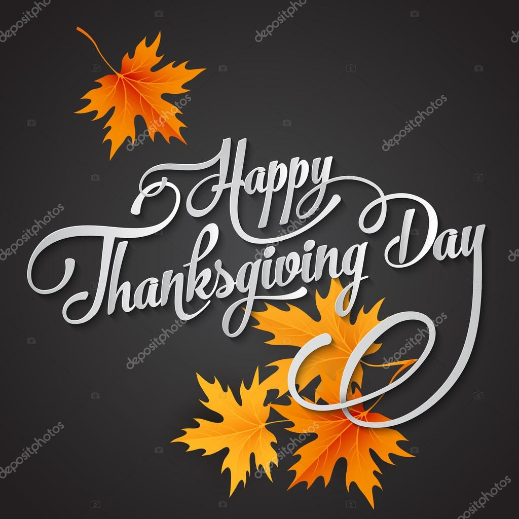 Best Thanksgiving Background 2020. 100+ Awesome Thanksgiving Background Images and Patterns - depositphotos 83372298 stock illustration happy thanksgiving day