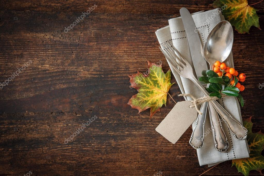 Thanksgiving Stock Photos & Images. Photo Deal: 100 Royalty-free Photos & Vectors - $69! - depositphotos 85922404 stock photo thanksgiving autumn place setting