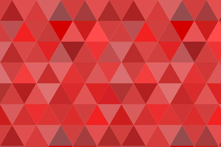 Geometric Patterns Collection - $6 - trianglejpg4