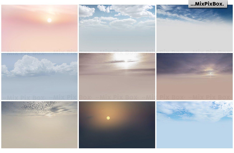 60 Dramatic Sky Photo Overlays - $7 - 3 3