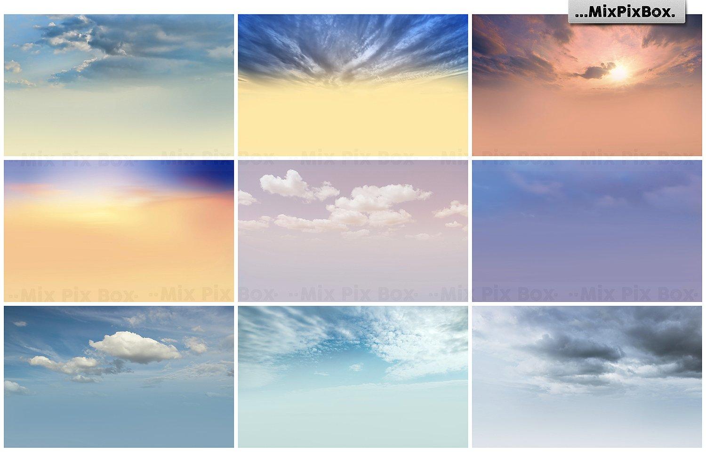 60 Dramatic Sky Photo Overlays - $7 - 4 2
