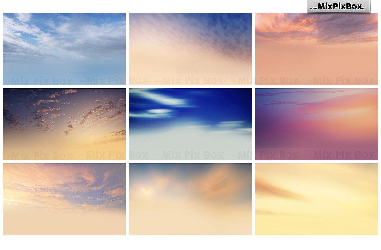 60 Dramatic Sky Photo Overlays - $7 - 5 1