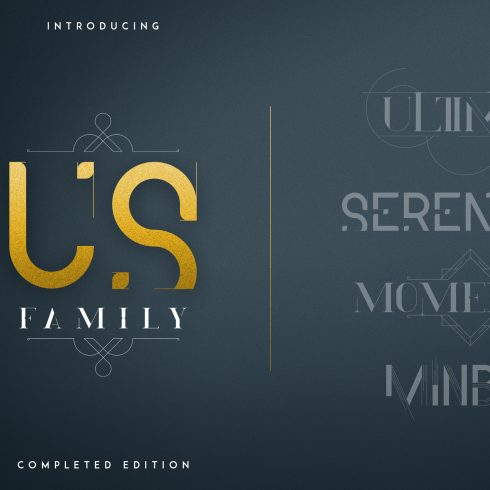 20 Stunning Fonts Bundle - $20 - 600 11 490x490