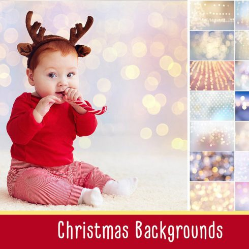 32 Christmas Backgrounds 2020 - 600 8 490x490