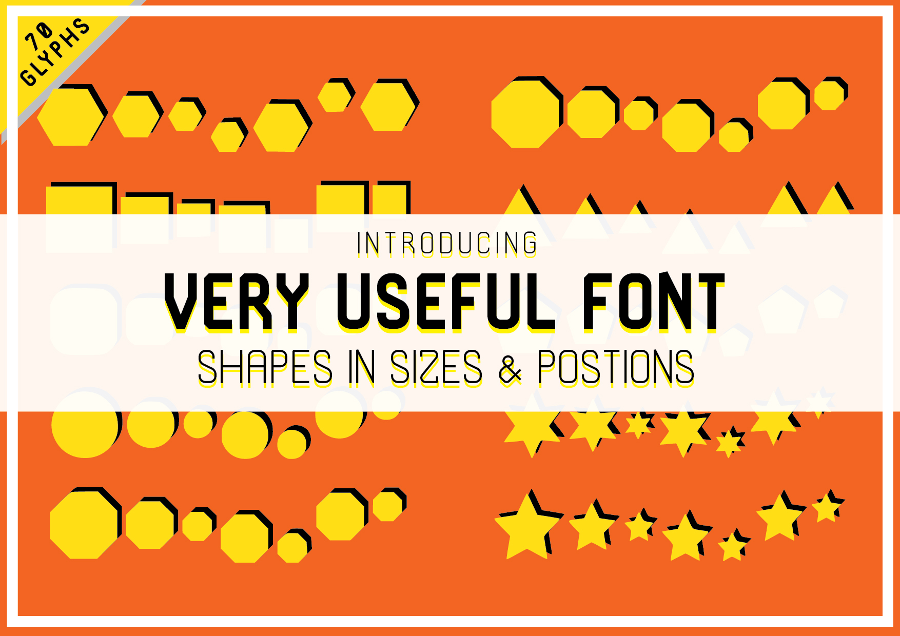 33 Useful Arts Crafts Dingbat Shape Pack - $29 - CF image 01 2